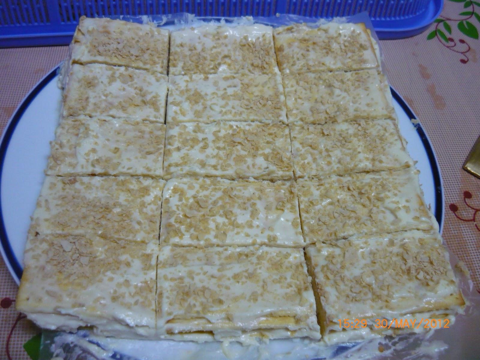 Resepi Biskut Raya 2013 Dan Kek Terkini: Resepi Biskut Lapis Cheese
