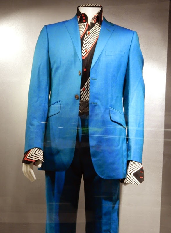 Billy Mack Love Actually film costume