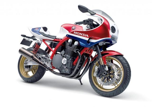 2016 Honda CB900 R