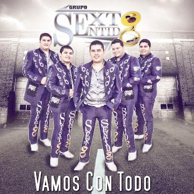 Grupo Sexto Sentido - Vamos Con Todo CD Album 2013 - Descargar