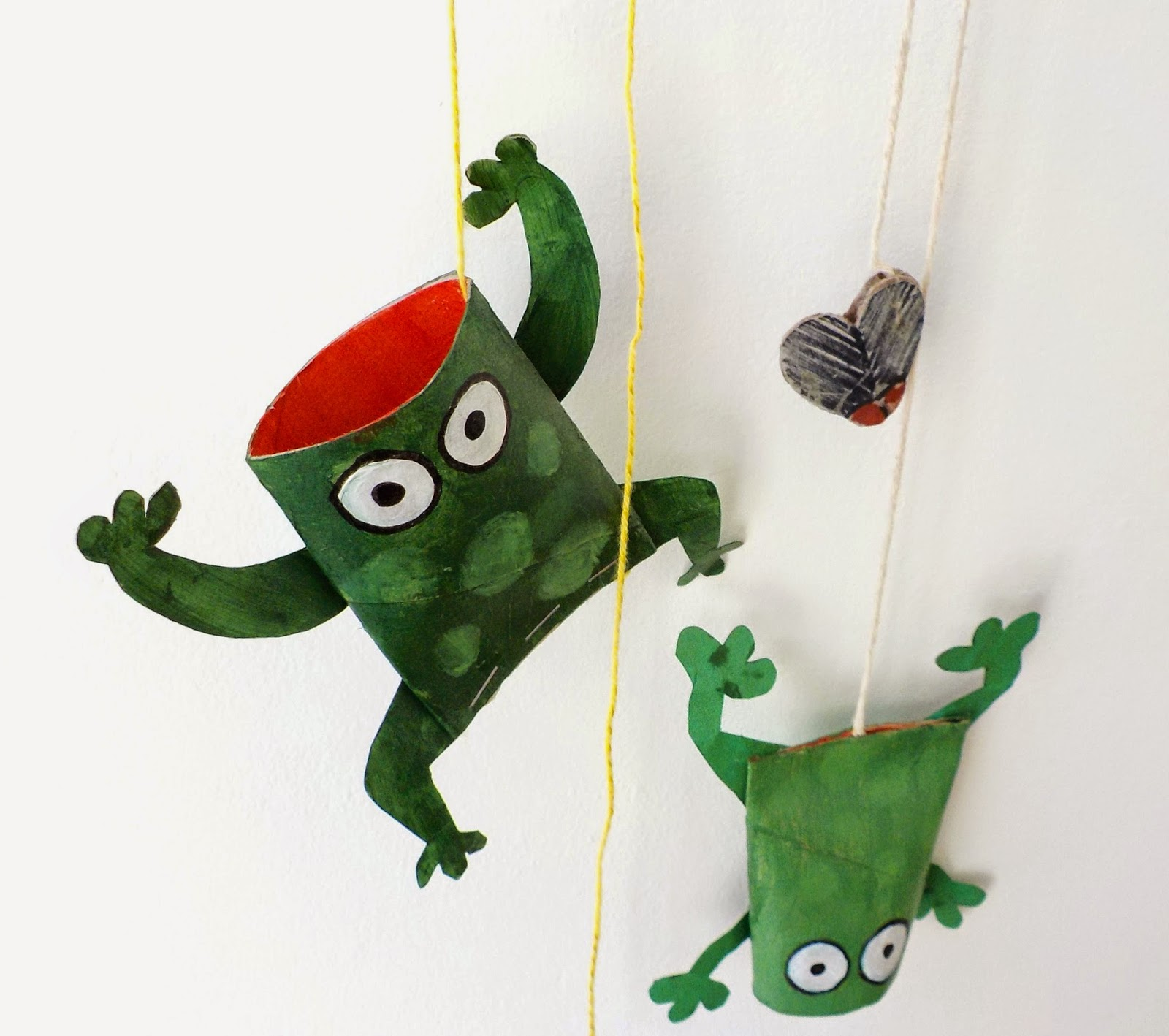 Grrribbit on Bat Crafts For Kids