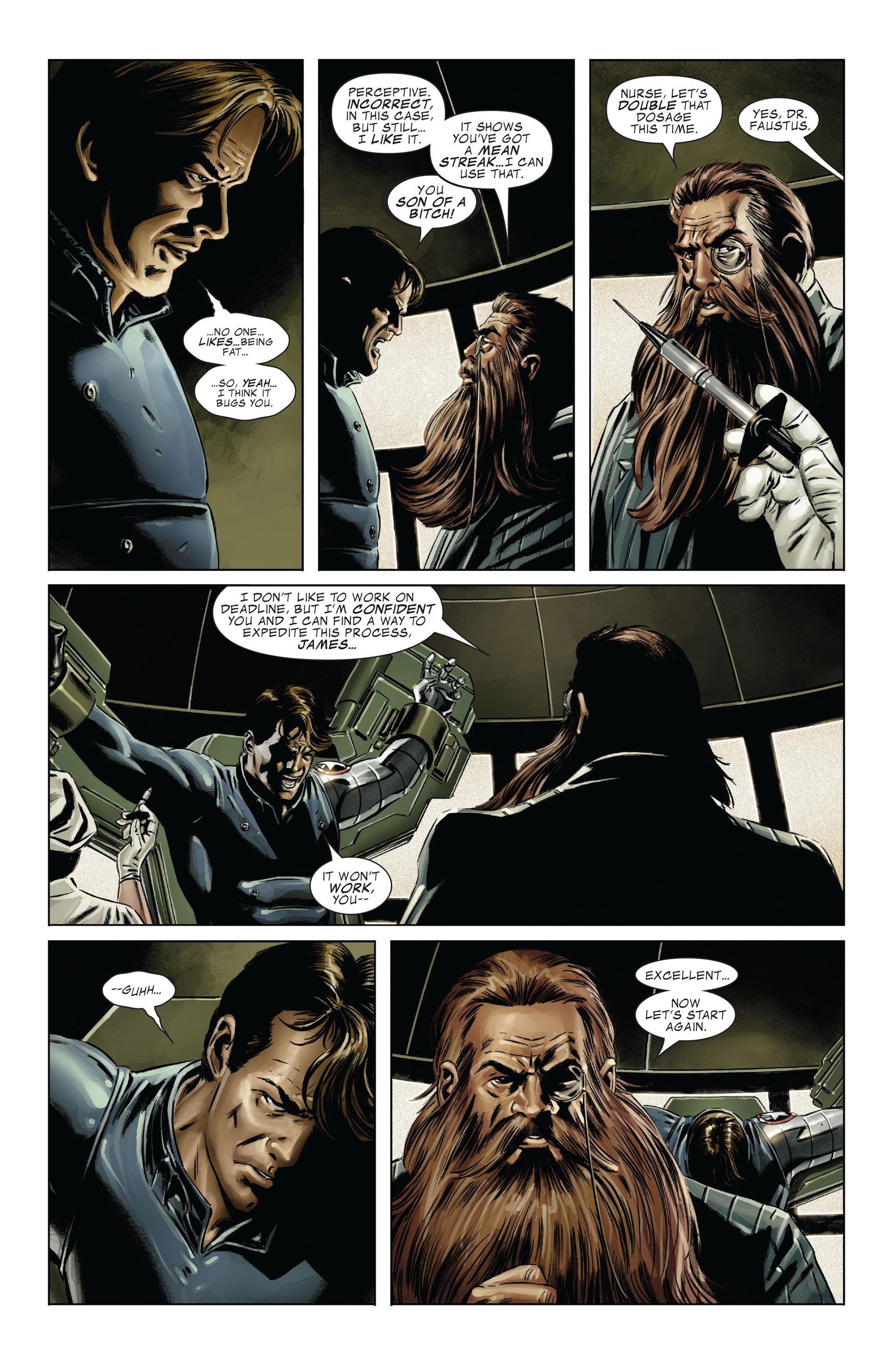Captain America (2005) Issue #31 #31 - English 9