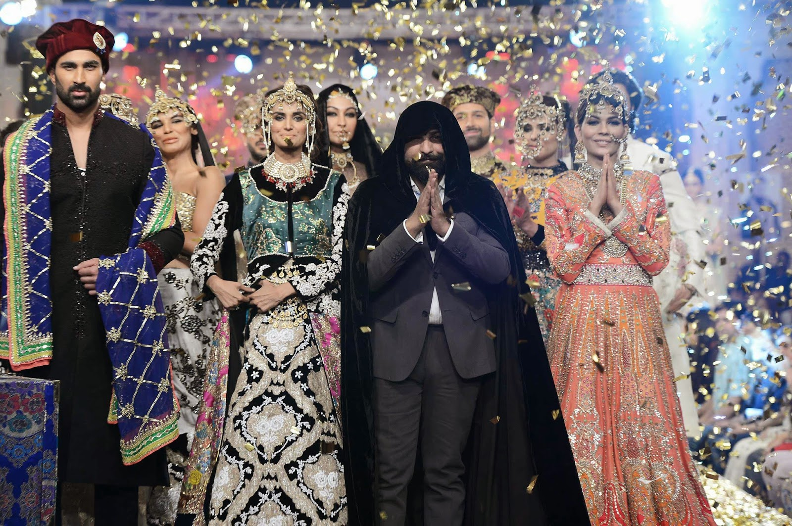 'Baghawat' by Ali Xeeshan Theater Studio at PLBW 2014