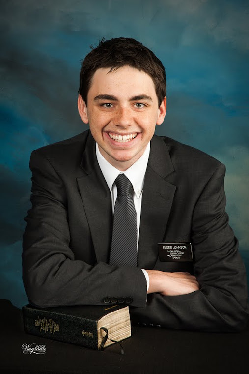 Elder Tanner Johnson