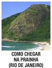 Como chegar na Prainha, Rio de Janeiro