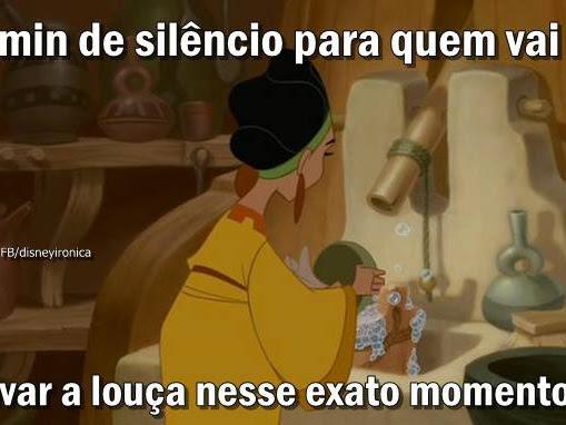 Disney Ironica