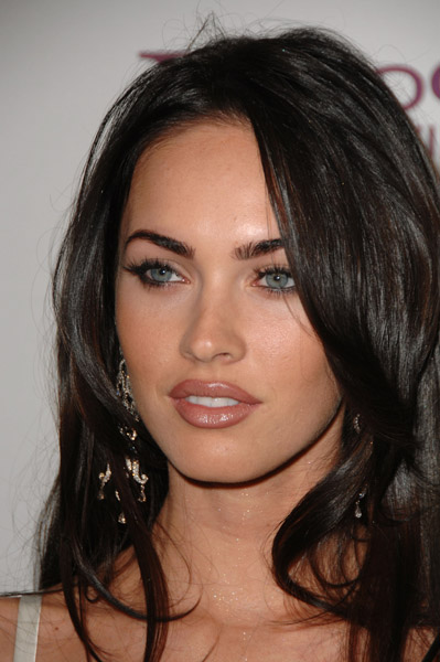 the sexy megan fox celebrity