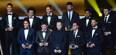 FIFA World XI 2012