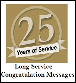 Congratulation messages long service long service spiritdancerdesigns Choice Image