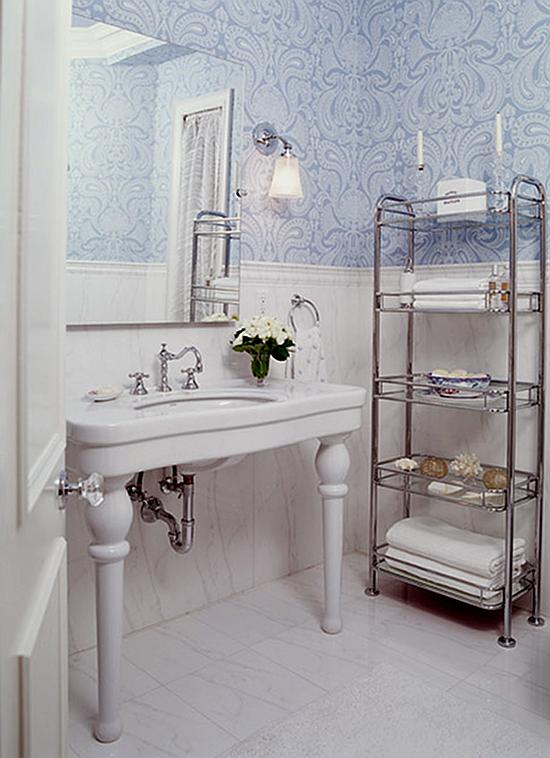SIMPLES MAIS BELO!: Mudanças rápidas e belas para nosso banheiro!