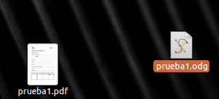 Editar un archivo pdf en Ubuntu con LibreOffice, editar documento pdf libreoffice, exportar pdf libreoffice,