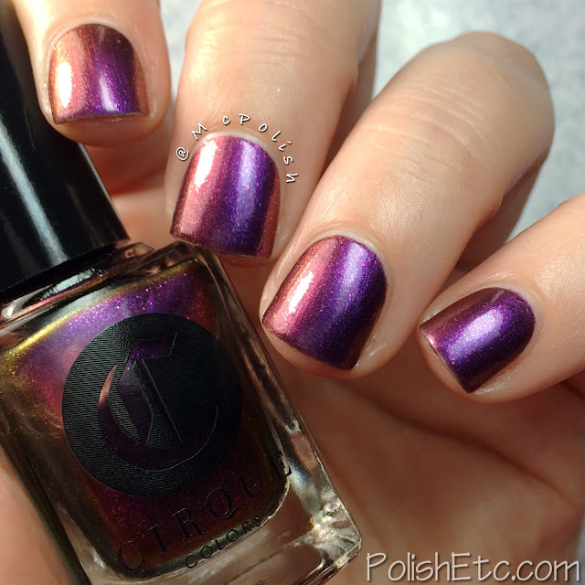 Cirque Colors - The Meta Collection - McPolish - Cabaret Voltaire