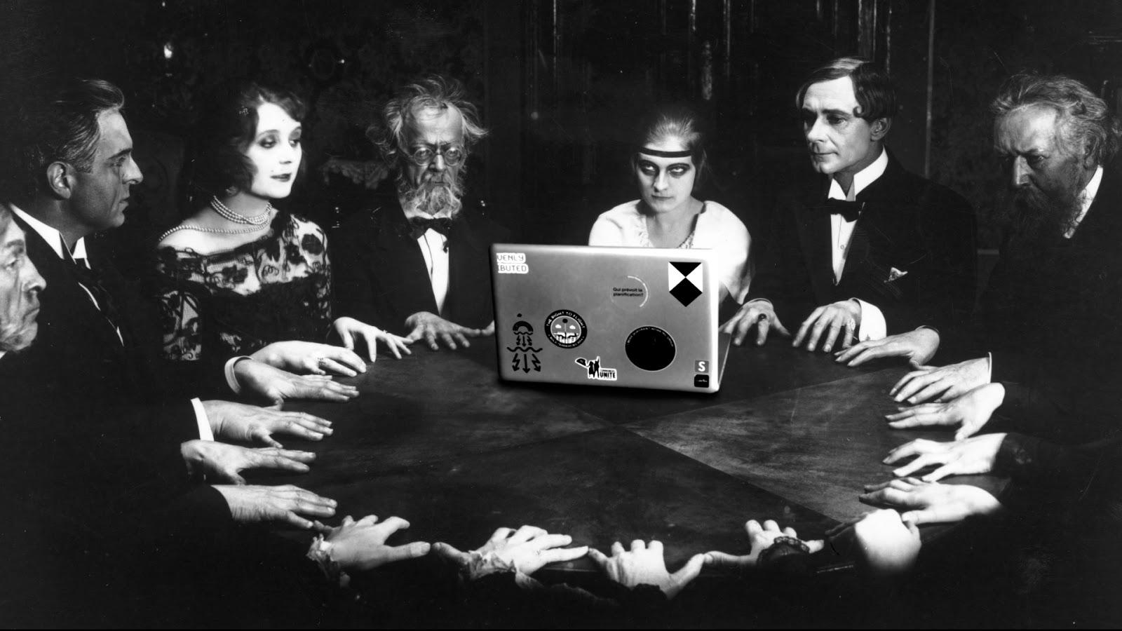 Спиритический сеанс смотреть онлайн 15 фотография