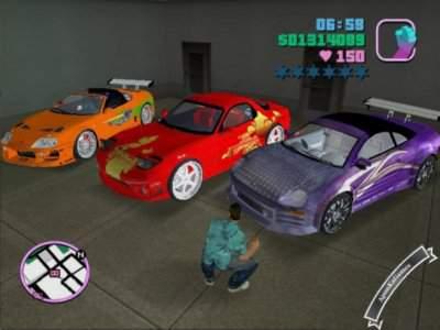 Grand Theft Auto Vice City Starman MOD Screenshots