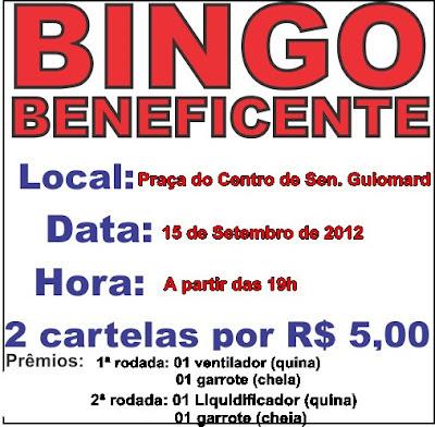 Amigos e familiares realizam bingo beneficente para ajudar JANEIDE AMÂNCIO