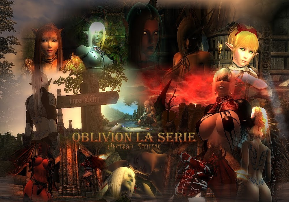 Oblivion La Serie