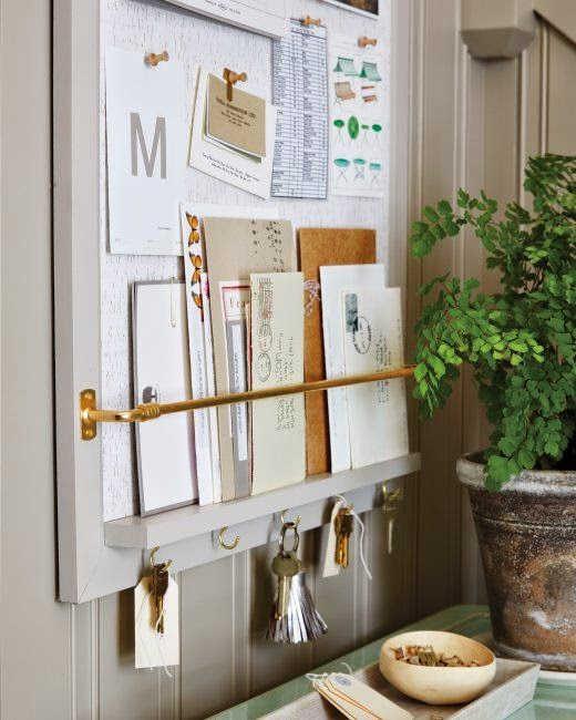 DIY, entryway, organization, mudroom, autumn home