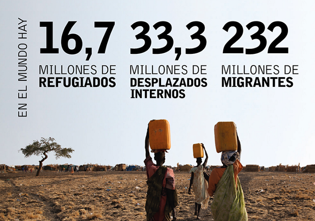 Médicos sin fronteras informa: