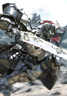 final fantasy xiv a realm reborn ps4 screen 1 Final Fantasy XIV: A Realm Reborn (PS4)   Screenshots & Press Release