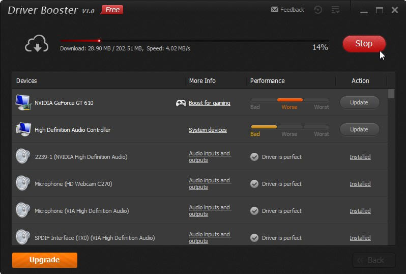 driver booster 2.4 free download