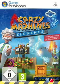 Download - Crazy Machines Elements-Unleashed FullRip - PC