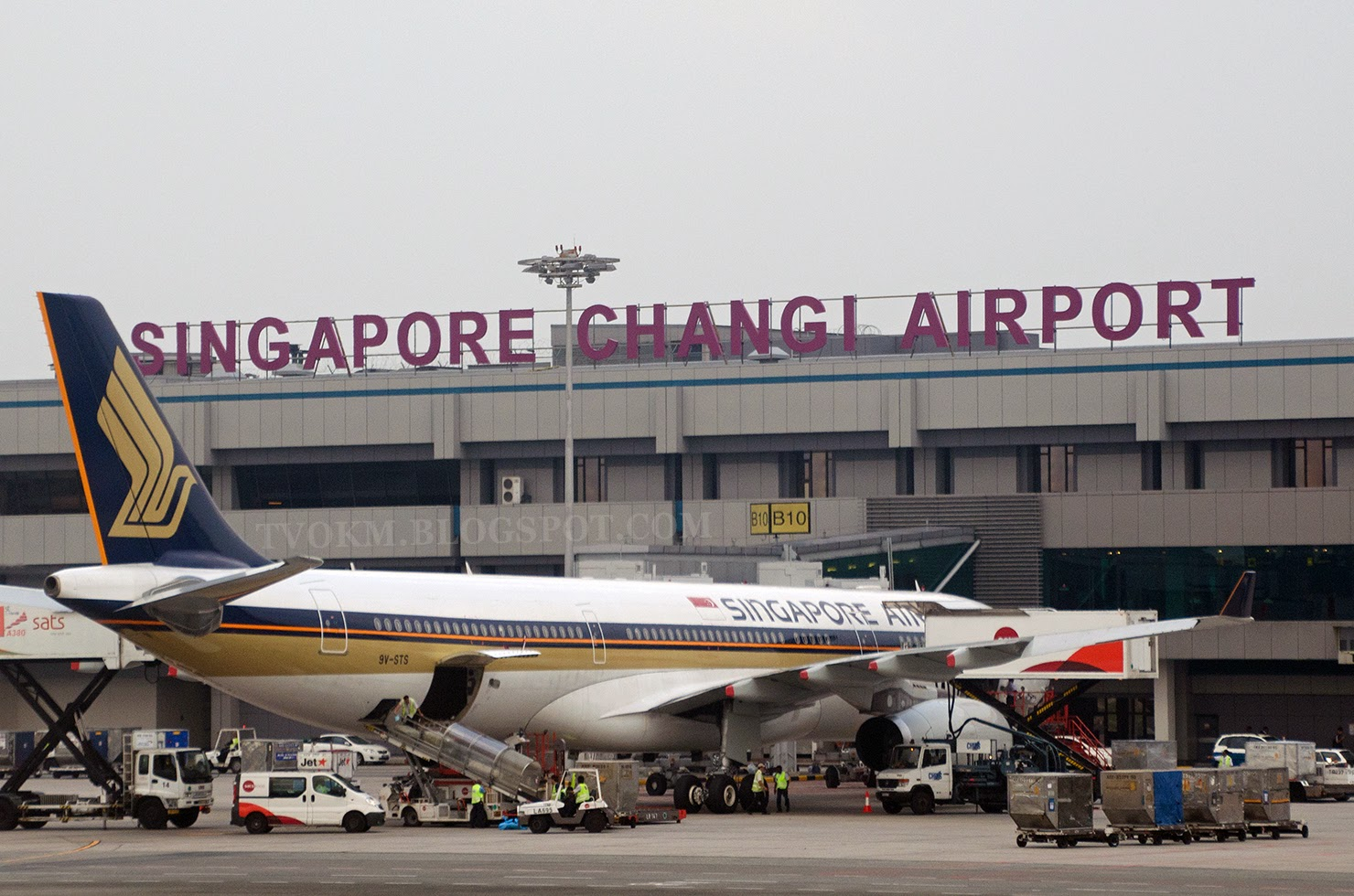 singapore changi airport best in the world