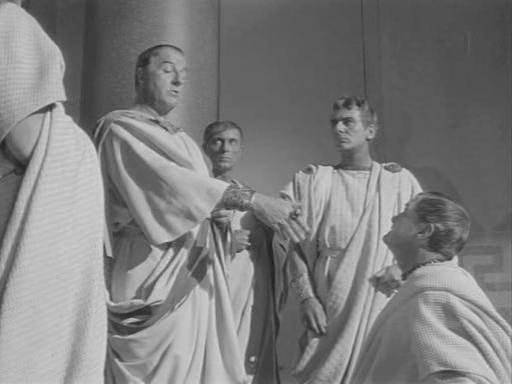 brutus and cassius relationship