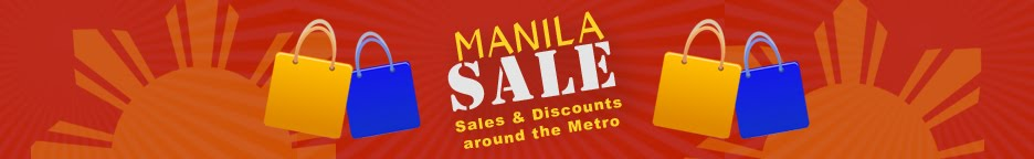 Manila-Sale | Sales and Discounts around the Metro