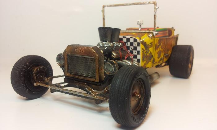Ford T-Bucket 1925 Rat Rod 20150712_001747