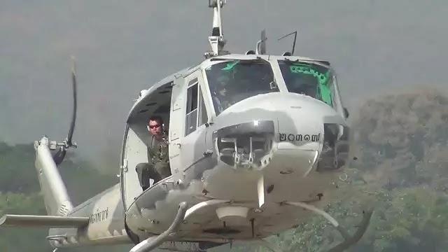 Αυτός είναι ο λόγος που φέρεται να συνετρίβη το πολεμικό ελικόπτερο!