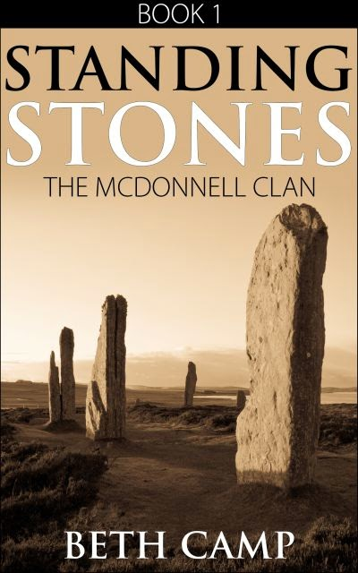 1840's Scottish historical fiction (audio book available)