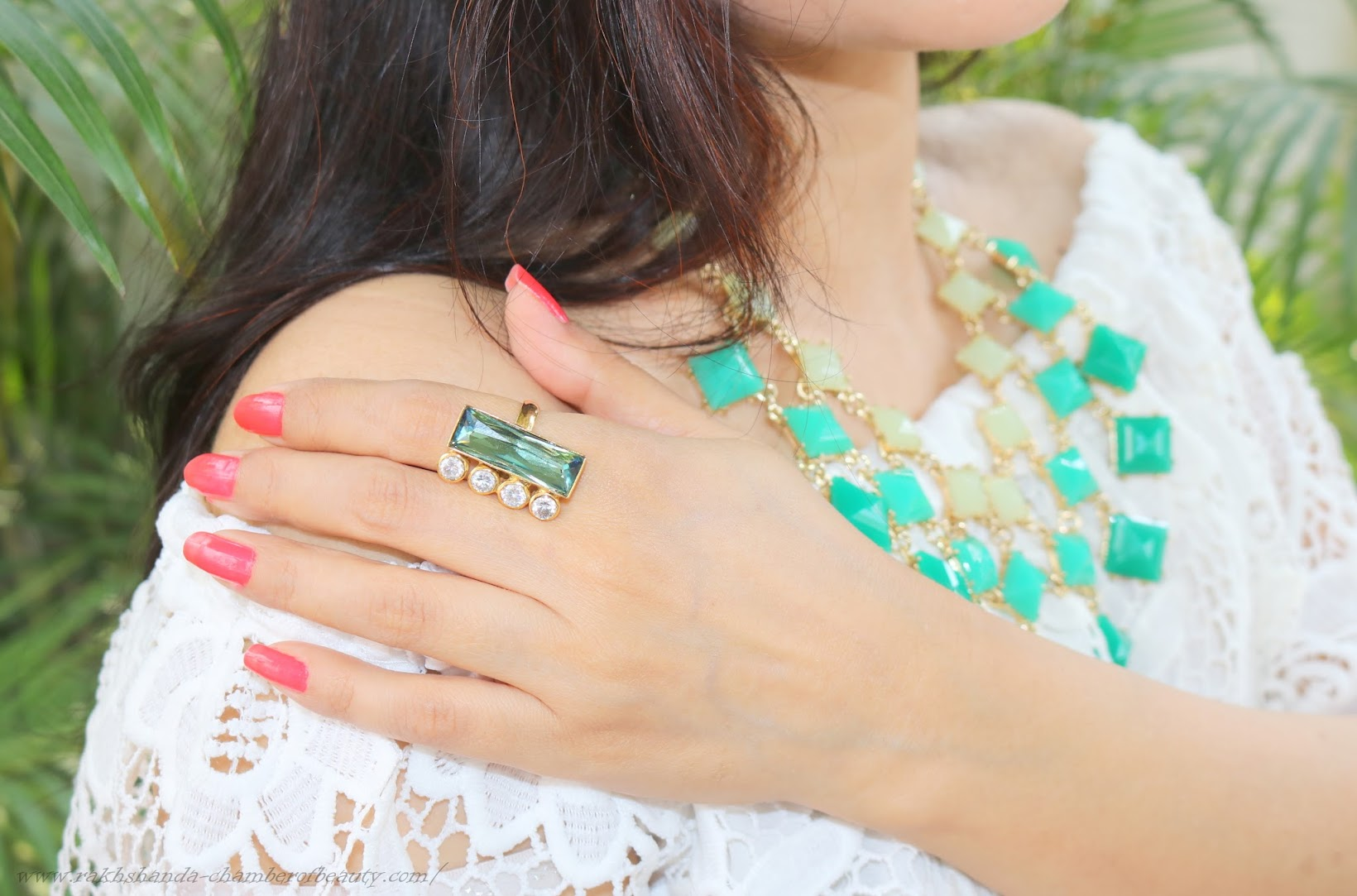 Ziveg Fashion Jewellery- My Picks, #ChangeForGood, Indian fashion blogger, Chamber of Beauty