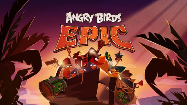 Android: Angry Birds Epic llegará el 12 de junio