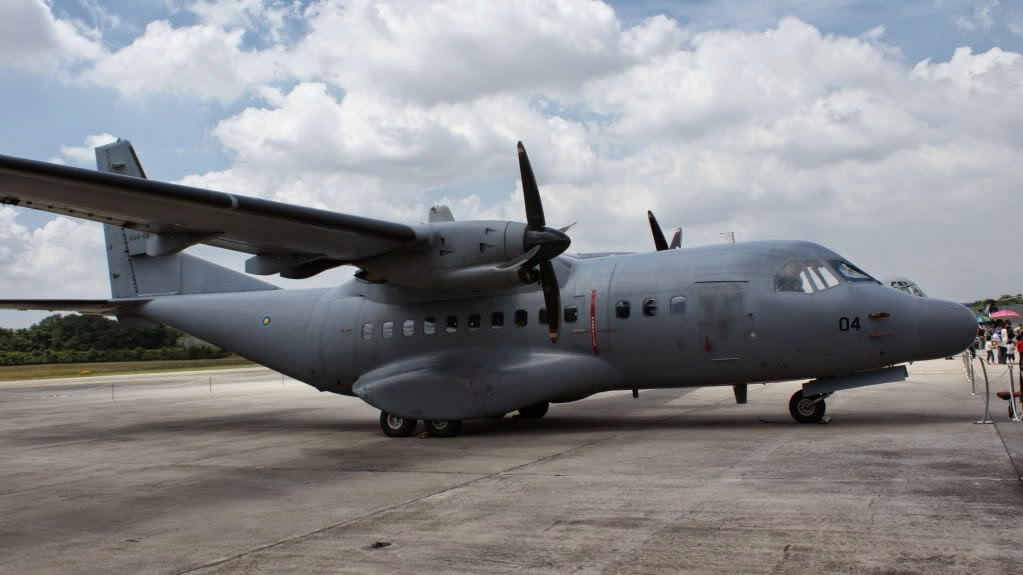 Thailand Pesan Pesawat CN235 Buatan PT Dirgantara Indonesia