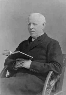 Reverend William Archibald Spooner