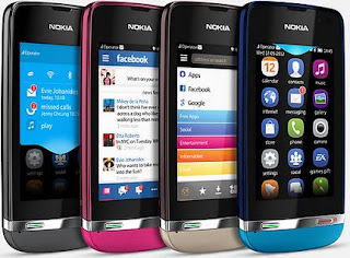 warna hp Nokia Asha 311