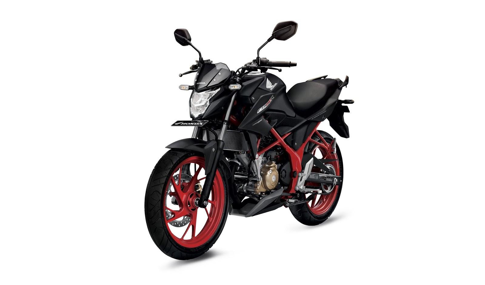 AHM resmi merilis All New Honda CB150R StreetFire Special Edition . .