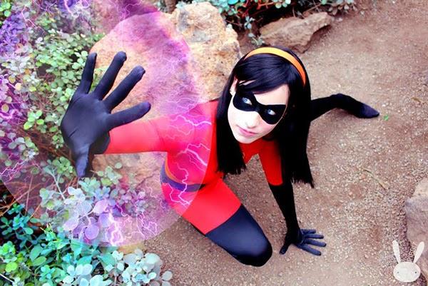 cosplay de violeta de los incre bles astrum blog geek
