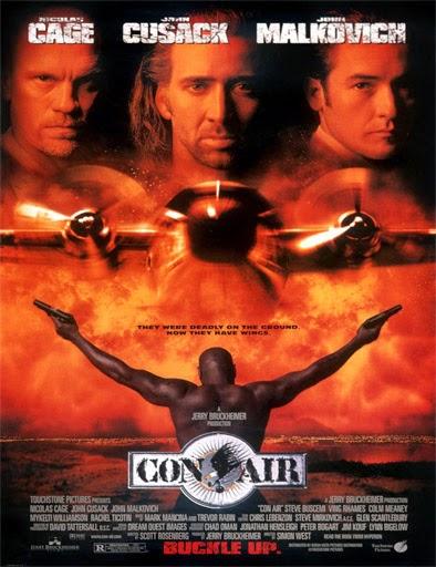 Ver Riesgo en el aire (Con Air) (1997) Online