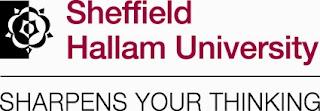 Sheffield Hallam University - my employer for nine years