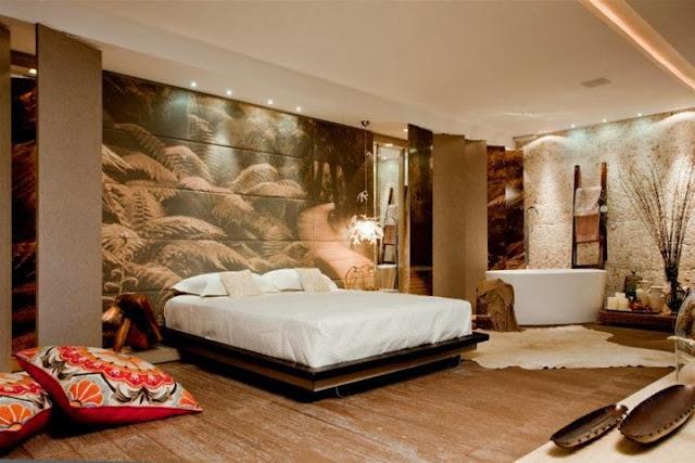 decoracao de interiores em casas de madeira:Construindo Minha Casa Clean: Casa Montada! Rústica e Moderna!!!