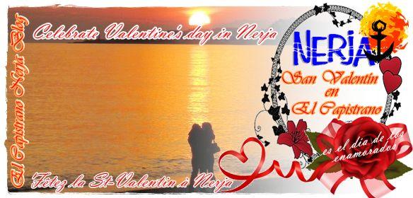 Celebra San Valentin en El Capistrano Nerja, Malaga, Costa del Sol
