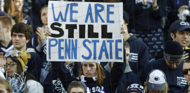 The End of Penn State Football?