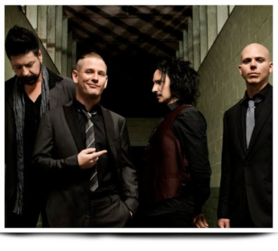 Stone Sour House of gold and bones promocional