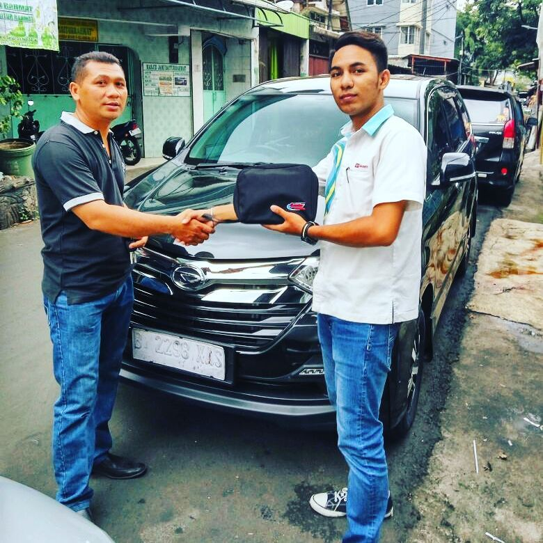 Delivery To customer Great New Xenia