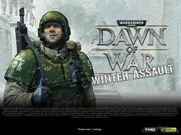 WarHammer 40000 Dawn Of War Winter Assault