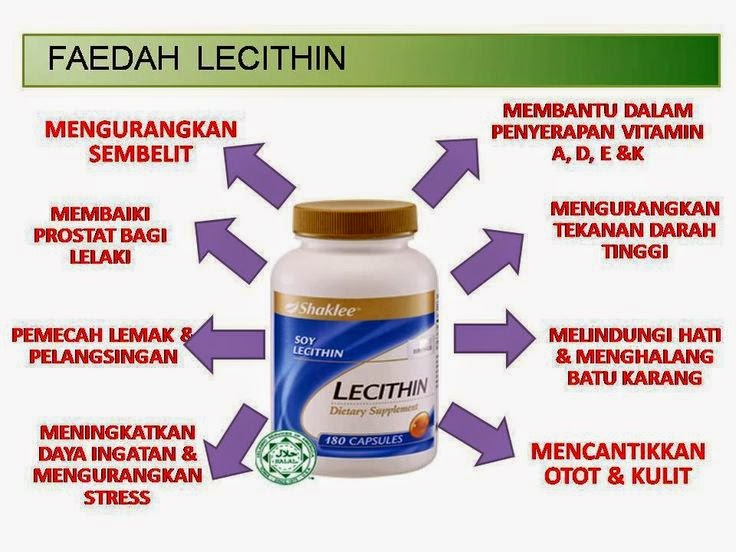 LECITHIN SHAKLEE
