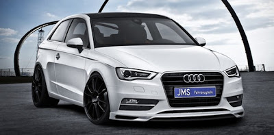 Audi A3 2012 by JMS : Une nouvelle alternative