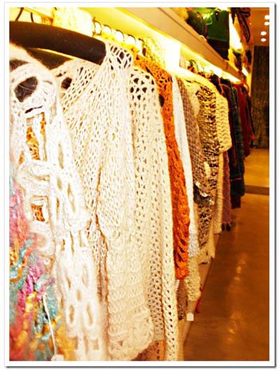 Marina H. Moda tejidos artesanales 2013. Marina H. Showrom.