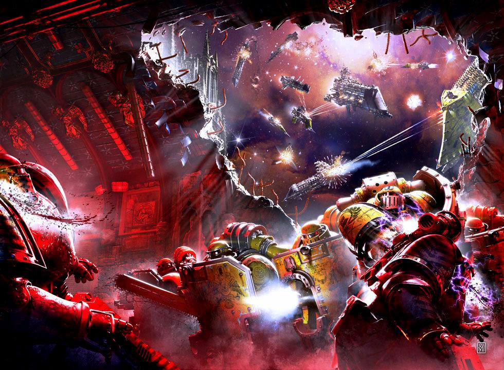 Siły Obronne Systemu Svarog - Warhammer 40.000
